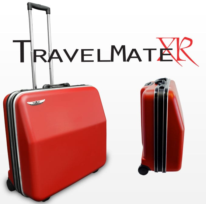 Excalibur TravelMate XR - Red