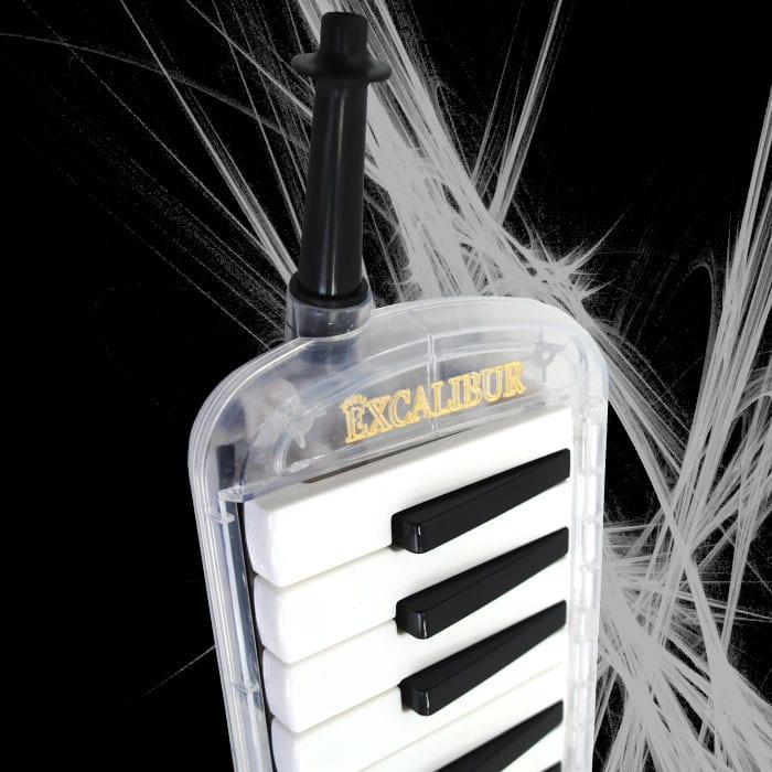 Excalibur Melodica - Transparent Series (Ocean Blue)Excalibur Melodica - Transparent Series (Clear Rain)