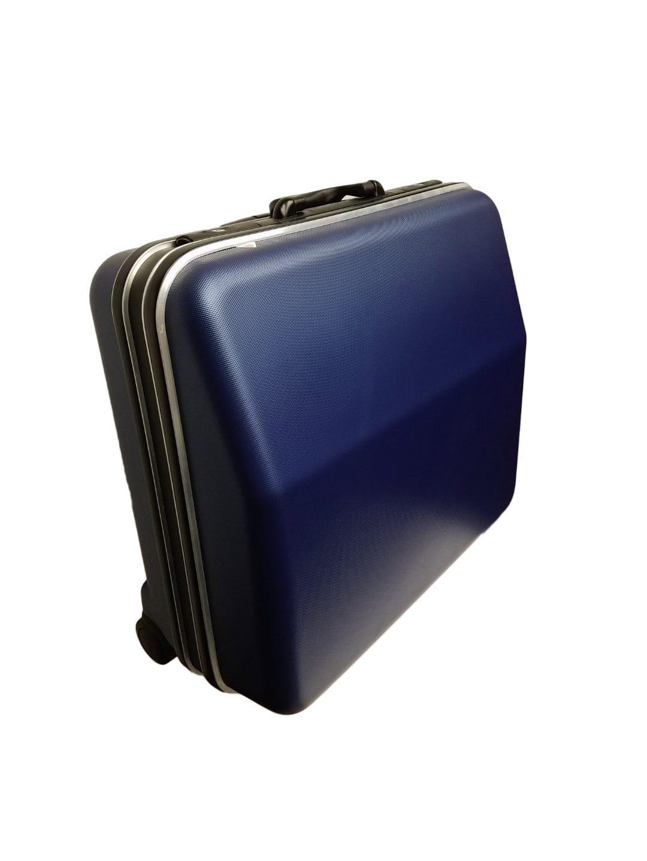 Excalibur TravelMate XR Accordion Case - Blue