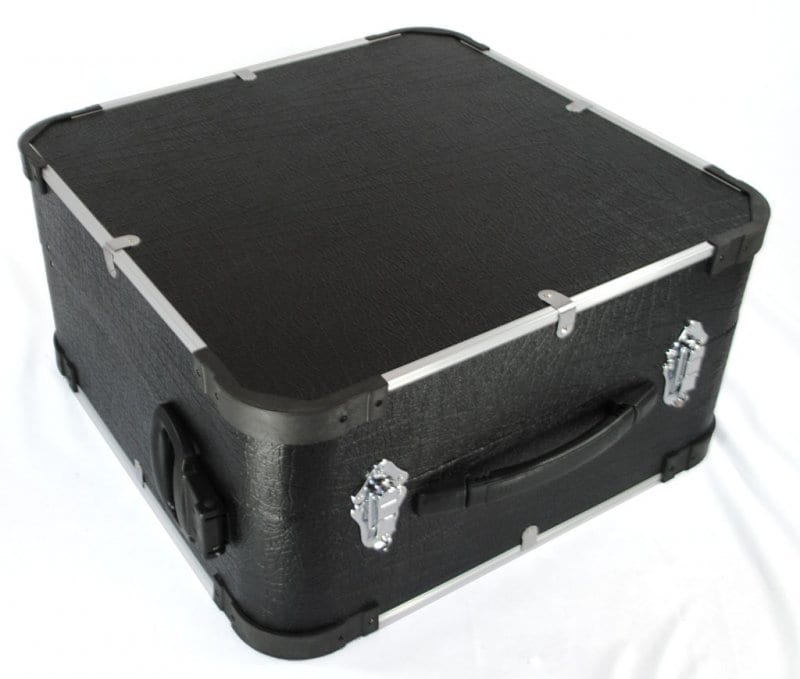 Excalibur Hardshell Accordion Case with Wheels