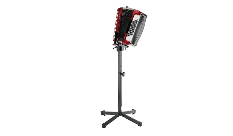 Excalibur Triple Crown Accordion Stand