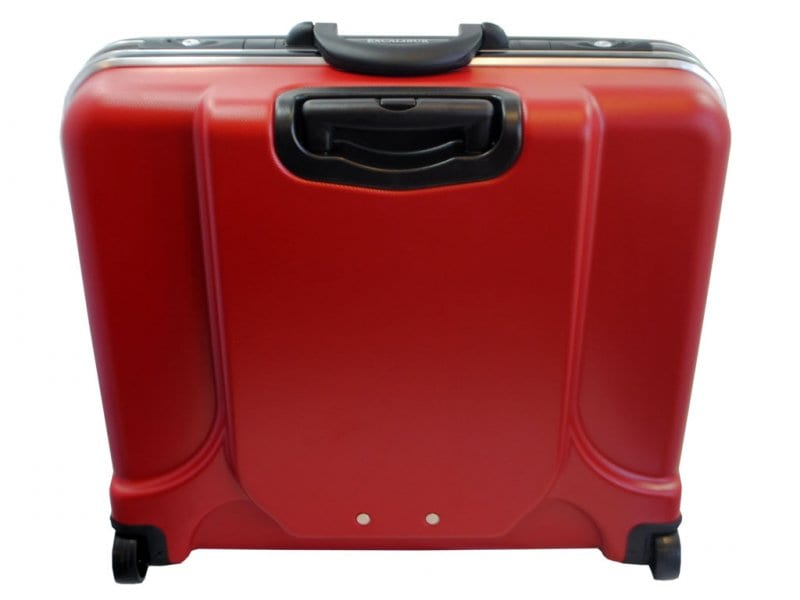 Excalibur TravelMate XR Accordion Case - Red