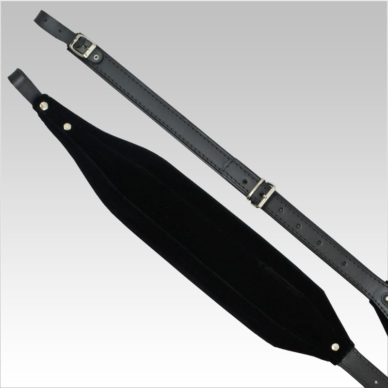Extra Wide Accordion Straps - Leather & Fabric