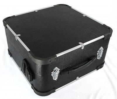 Excalibur German Weltbesten UltraLite 80 Bass Piano Accordion - Black