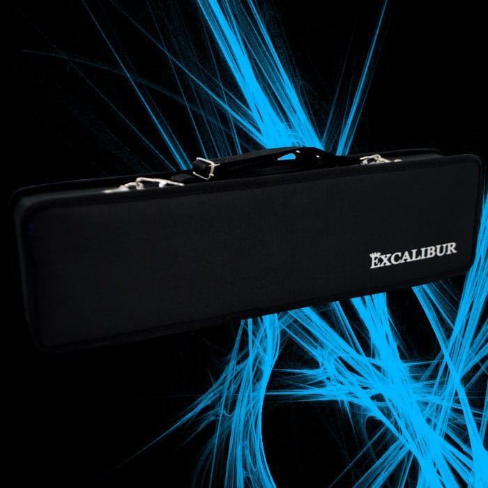 Excalibur Melodica - Transparent Series (Ocean Blue)