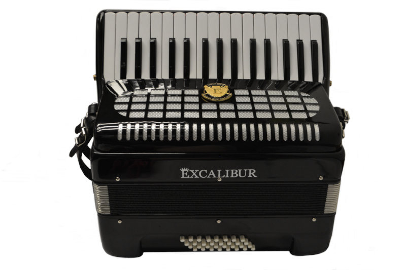 Excalibur Super Classic Ultralight 32 bass Piano Pro Accordion
