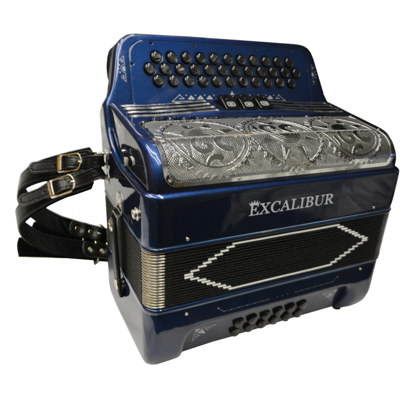 Excalibur 34 Key PSI LTD Edition Eldorado Blue