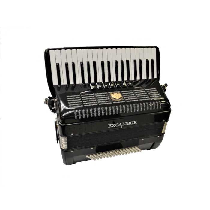 EXCALIBUR WELTBESTIN 96 BASS PIANO ACCORDION