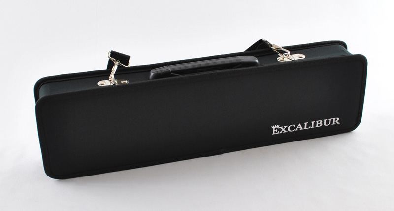 Excalibur 37 Note Transparent Pro Series Plumb Black Transparent With Learning System